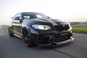 以「最強M2」為目標!這個德國改裝大廠立志將 BMW 推向極致!