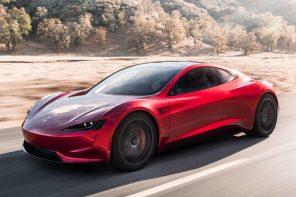 鋼鐵人絕對會買!Tesla 跑車強勢回歸,續航力逼近「千公里」!