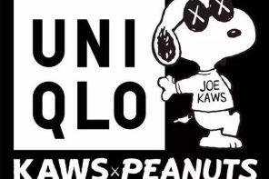 KAWS x Uniqlo 的史努比為何爆紅!全因「一個字」!