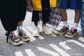 離我們咫尺之遙的香港潮人都怎麼穿衣服?收看 Vetements 期間店街拍特輯!