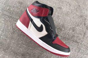 饒舌歌手必備的 Air Jordan 一代配色!「AJ 1 紅黑頭」升級復刻!