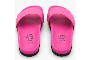 Anti Social Social Club 有史以來「最昂貴的單品」是這款拖鞋!
