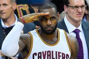 LeBron James 計畫開拍籃球紀錄片!但這次他不是當球員而是……
