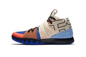 集大成於一身!Nike 推出這雙全新的 Irving 戰靴會不會太浮誇!