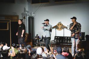頑童 MJ116 新專輯分享會  70 名幸運歌迷貼身了解三人怎麼「幹大事」