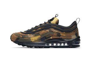 年底最後一發?Nike Air Max 97 全新鞋款改走「迷彩」風!