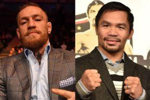 又一場「世紀之戰」?菲律賓拳王將對陣嘴砲哥 Conor McGregor?!