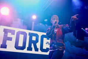 NIKE AIR FORCE 1 35 週年 FORCE STUDIO CONCERT 堅強嘻哈音樂陣容攻佔台北