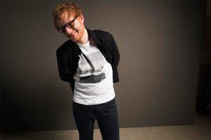 2017 最多點播次數男歌手,Ed Sheeran 光《Shape Of You》就有 14 億次!