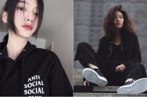 別再說台灣女生不夠型,來看這些「台灣女力」如何演繹 Nike Air Force 1!