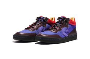 用色大膽, CONVERSE x CLOT 推出最新 FASTBREAK 聯名鞋款!