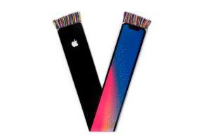 搶先預覽 iPhone 878!超大面積桌布讓你繞在脖子上!