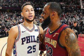 小皇帝 LeBron James 認證!繼承 NBA 最強男人王位的將是他!?