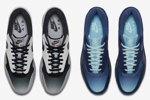這個漸層太可口!Nike Air Max 1 Premium 全新配色「Gradient Toe」登場!