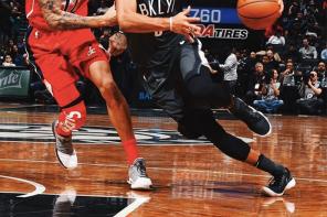 NBA 球員著用 Supreme 護膝上場卻在賽後遭到聯盟禁止!?