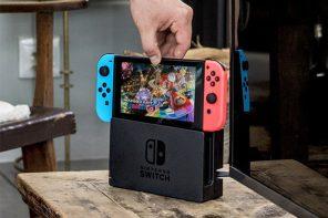 最好的聖誕禮物?!Nintendo Switch 迄今賣了超過 1,000 萬台!