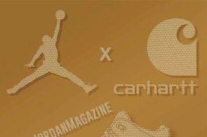 2018 第一炸!重磅聯名 Carhartt x Air Jordan 3 即將開售!