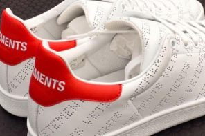 VETEMENTS x adidas 推出聯名 Stan Smith……嗎?