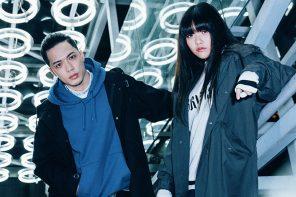 聖誕壓軸最燥聯名!?安那與 J.Sheon 以音樂魂動詮釋 GU「HYBRID TOKYO」系列