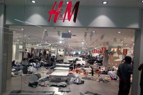 「這國家」的 H&M 門市全數關閉!抵制 H&M 暴動ing!(圖+影)
