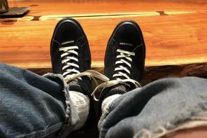 余文樂實著!MADNESS x Converse 最新聯名實鞋再次曝光!