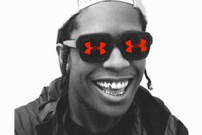 重磅!A$AP Rocky x Under Armour 首波聯名鞋款釋出!