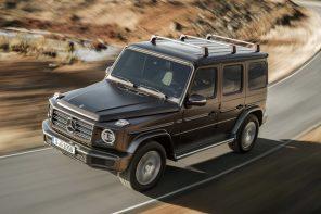 男人的理想座駕!《Mercedes-Benz G-Class》最新版正式亮相與價格曝光!