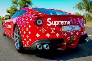 除了 Rolex,下一季價格炸裂的聯名還有 Supreme x Ferrari!