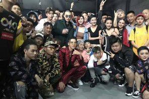 中國沒嘻哈了!據《TIME》報導,中國官方全面禁止「嘻哈 & 刺青文化」上電視!