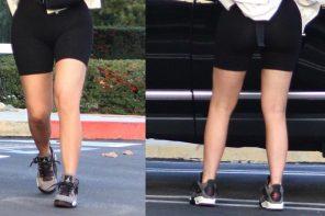 Kylie Jenner 曝光 Travis Scott 和 Jordan 的最新聯名!?