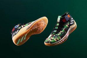 史上最潮籃球鞋「BAPE x adidas Dame 4」台灣也買得到!