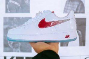 以「台灣」命名的 Nike Air Force 1 將再次發售!