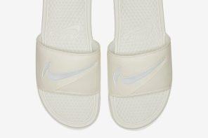 買一雙抵六雙!Nike 這款拖鞋讓你自由換!