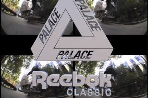 PALACE SKATEBOARDS x REEBOK 鞋款搶先看!