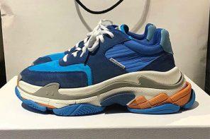 「爸爸鞋至尊」巴黎世家 Triple S 2.0 長這樣!一代和二代你們比較喜歡哪一款?