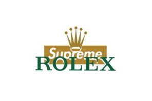 江湖傳言…神級聯名「勞力士 x Supreme」會是長這樣?
