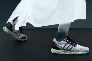 全球限量「200」雙!山本耀司打造「Y-3」版本 FutureCraft 4D 科技鞋款!