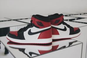 人人都有喬丹鞋穿!Air Jordan 1「Bred Toe」貨量超大!