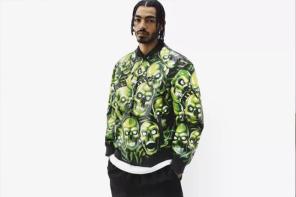 Supreme 本週新品有多火熱?「綠骷髏夾克」僅僅 5 秒就被秒殺一空!
