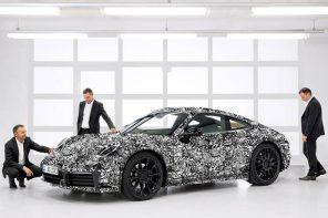 跟 911 說再見!升級版 Porsche 992 預告照公佈!