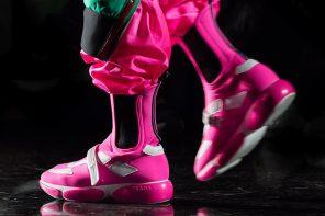 Prada 爸爸鞋「Cloudbust」再推新造型!改良版 Dad Shoes 讓你輕鬆駕馭!