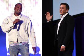 現代版鋼鐵人 Elon Musk 竟表示受到 Kanye West 啟發?!