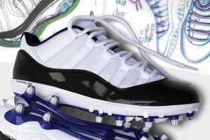 我們最愛的 Air Jordan 11 竟然全變成「足球鞋」了?!