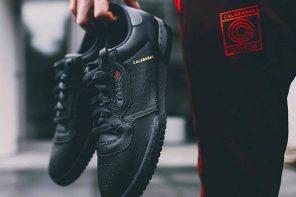 """台灣販售消息 / YEEZY POWERPHASE """"Core Black"""" 鞋款釋出"""