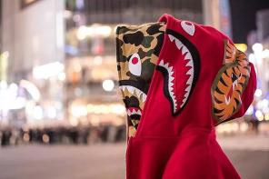 BAPE 紅遍全球的鯊魚帽,「這個品牌」30 年前就在做了!