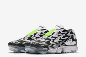 台灣最後投籤機會!ACRONYM x NikeLab 全新 VAPORMAX 鞋款!