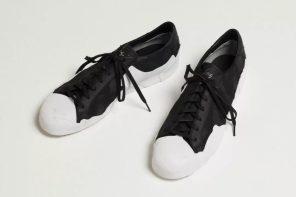 Yohji Yamamoto 攜手 adidas 打造全新聯名鞋 Takusan