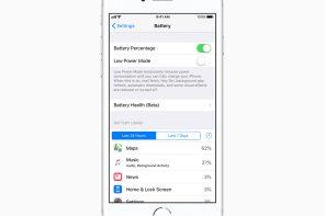 iOS 11.3 大家都說好?!慢著… iPhone 5s 不支援電池管理功能?