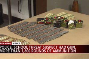 美國槍械專題 / 這些子彈都是孫安佐的!我們找到他的 FB…整個人全副武裝!
