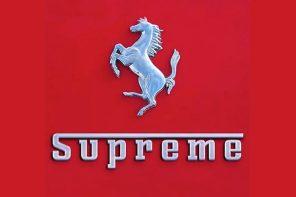 Supreme x Ferrari 真的要來了嗎?